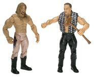 WWE Adrenaline Series 3 Shawn Michaels & Chris Jericho
