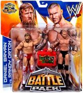 WWE Battle Packs 27 Daniel Bryan & Randy Orton