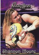 2003 WWE Aggression Shannon Moore 70