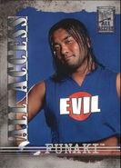 2002 WWF All Access (Fleer) Funaki 14