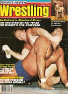 Sports Review Wrestling - January 1982