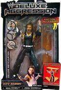 WWE Deluxe Aggression 7 Jeff Hardy