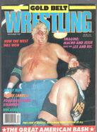 Gold Belt Wrestling - December 1987