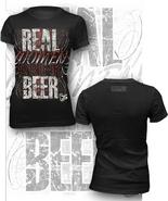 James Storm Real Women Drink Beer Women's T-Shirt