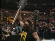 Royal Rumble 2000 Foley Barbed Wire