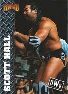 1999 WCW-nWo Nitro (Topps) Scott Hall 34