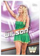 2016 WWE Divas Revolution Wrestling (Topps) Torrie Wilson 8