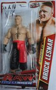 WWE Series 25 Brock Lesnar