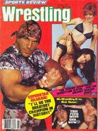 Sports Review Wrestling - August 1977