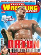 Tutto Wrestling - No. 8