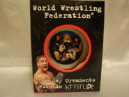 1998 WWF DX Ornament