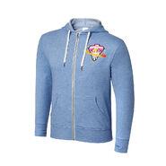 New Day Feel the Power Unisex Lightweight Full-Zip Hoodie Sweatshirt