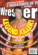 The Wrestler Magazine 2007