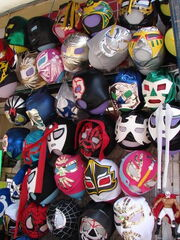 Wrestling-masks