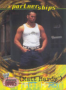 2002 WWE Absolute Divas (Fleer) Matt Hardy 48