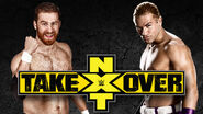 NXT Takerover Zayn v Breeze