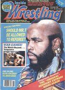 Inside Wrestling - November 1987