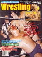 Sports Review Wrestling - November 1979