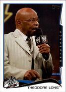 2014 WWE (Topps) Theodore Long 89