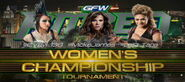 GFW Women's Title Tournament (Christina vs Mickie vs Tapa)
