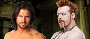 John Morrison vs. Sheamus