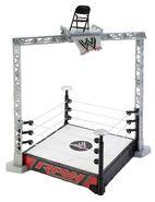 WWE Super Strikers Slam 'n Launch Arena Playset