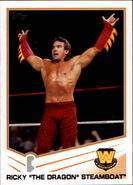 2013 WWE (Topps) Ricky Steamboat 103