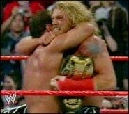 Chris Benoit & Edge