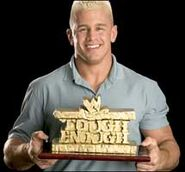 Daniel Puder WWE Tough Enough challenge