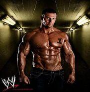 WWE CONRAD TANNER NOV 17