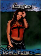 2003 WWE Aggression Dawn Marie 52