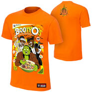 The New Day Booty-O's Halloween T-Shirt