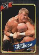 2008 WWE Heritage III Chrome Trading Cards Trevor Murdoch 17