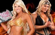 Divas Champion Kelly Kelly vs. Beth Phoenix (Title Match)