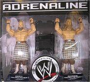 WWE Adrenaline Series 26 Robbie McAllister & Rory McAllister