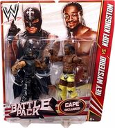 WWE Battle Packs 23 Rey Mysterio & Kofi Kingston