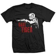 Giant Tiger Shotgun T-Shirt
