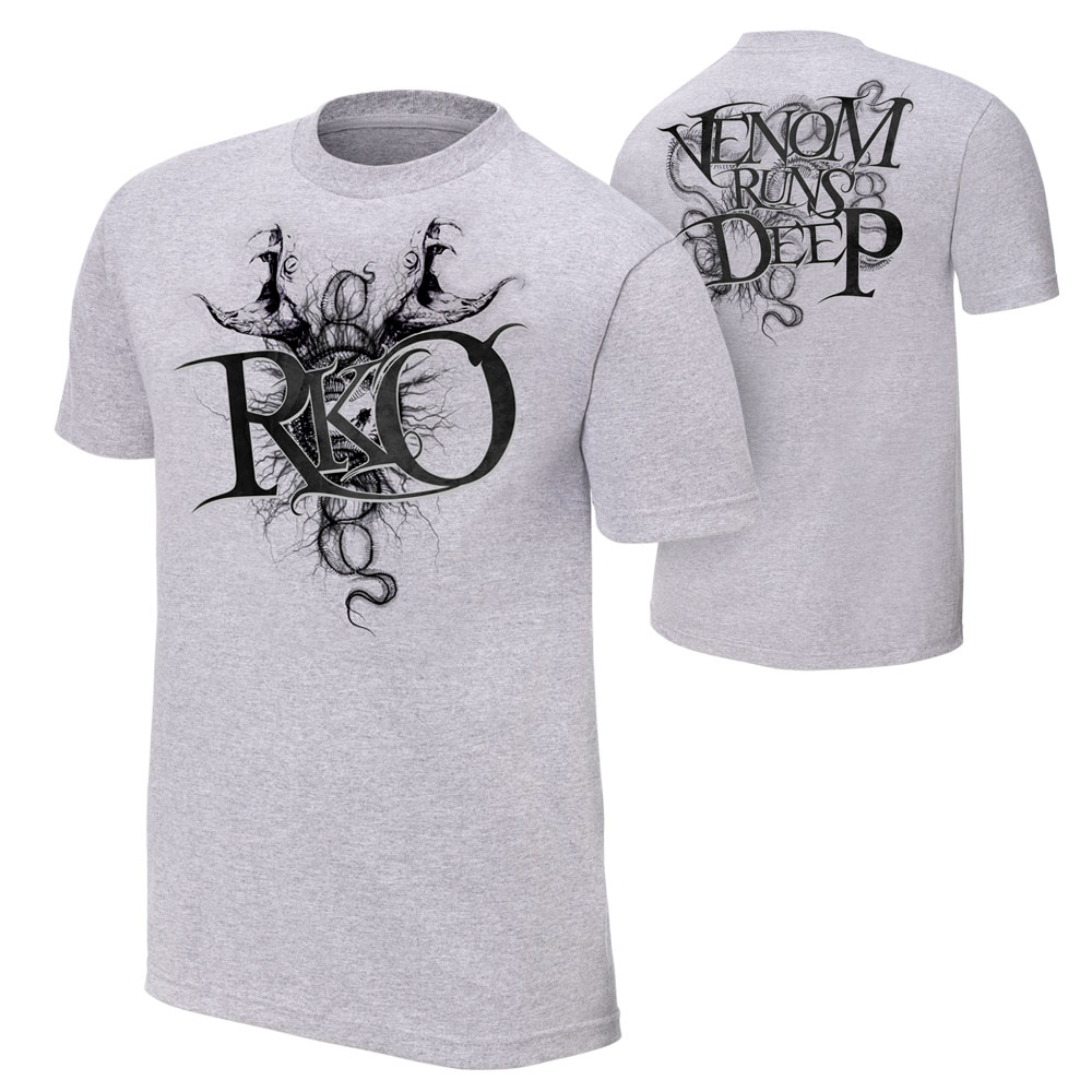 Image - Randy Orton White T-Shirt.jpg   Pro Wrestling ...