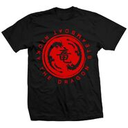 Ricky Steamboat Red Dragon T-Shirt
