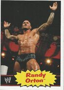 2012 WWE Heritage Trading Cards Randy Orton 31