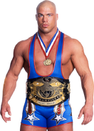 Kurt Angle wwe title 2002