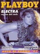 Playboy - October 1996 (Italy)