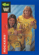 1991 WWF Classic Superstars Cards Rockers 44