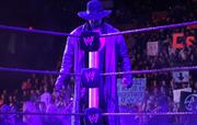 Undertaker steel steps