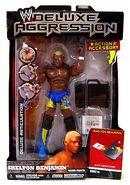 WWE Deluxe Aggression 16 Shelton Benjamin