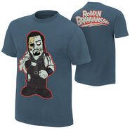 Roman Reigns Roman Brains T-Shirt