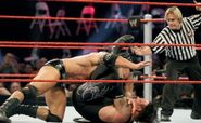 Taker vs Batista TLC1