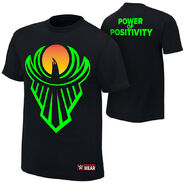 The New Day Power of Positivity Authentic T-Shirt