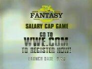 WWE Fantasy Salary Cap Game