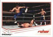 2013 WWE (Topps) Primo 29